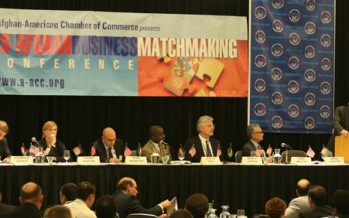 The 8th Annual U.S.-Afghanistan Business Matchmaking Conference (BMC) 2012