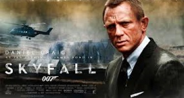 James Bond star hosts 'Skyfall' screening for British troops in Afghanistan
