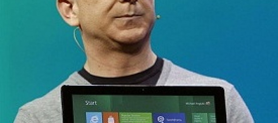 Head of Microsoft's Windows division resigns