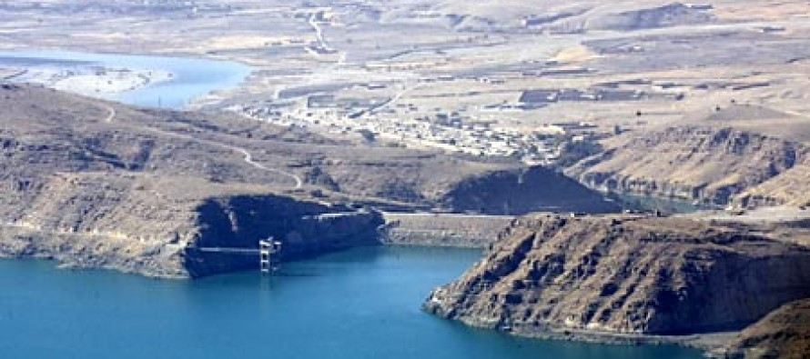 Emphasis on Afghanistan's water management system