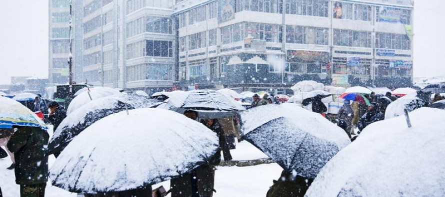 2 million Afghans would be at risk this winter season