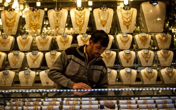 Price of gold goes up, food rates remain unchanged in Kabul