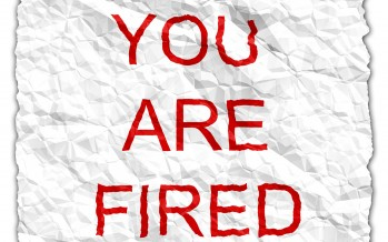 What I Learned When I Got Fired (the First Time)