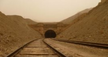 Railway track has become a problem rather than a solution to Afghan traders