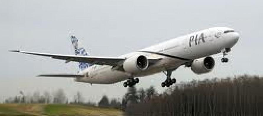 PIA flights for Kandahar