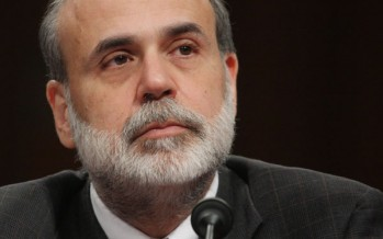 Easy money tap not drying up soon in the US, says Ben Bernanke