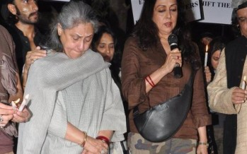 Jaya Bachchan weeps for dead gang-rape victim