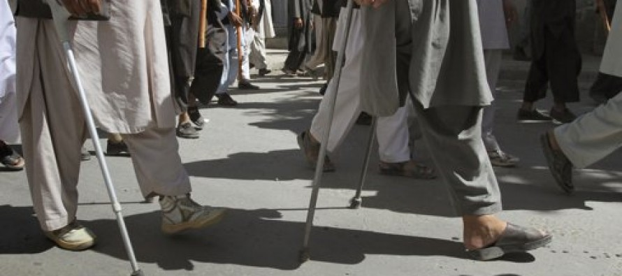 Nangarhar's disabled community complain about lack of job opportunities