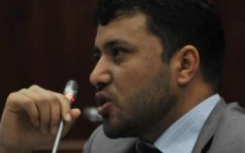 Jawzjan's representative abstains from the parliament until the demands of his people are met
