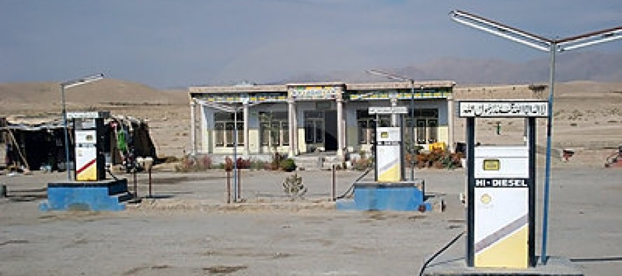 Fuel and gold prices down in Kabul