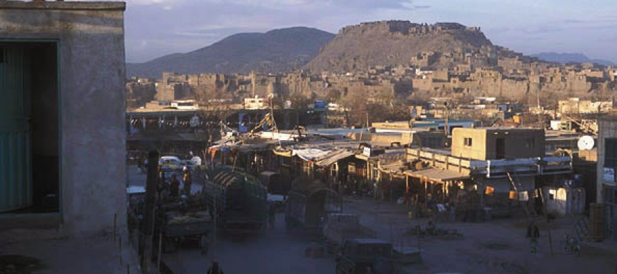 Projects in Ghazni are 90% in progress