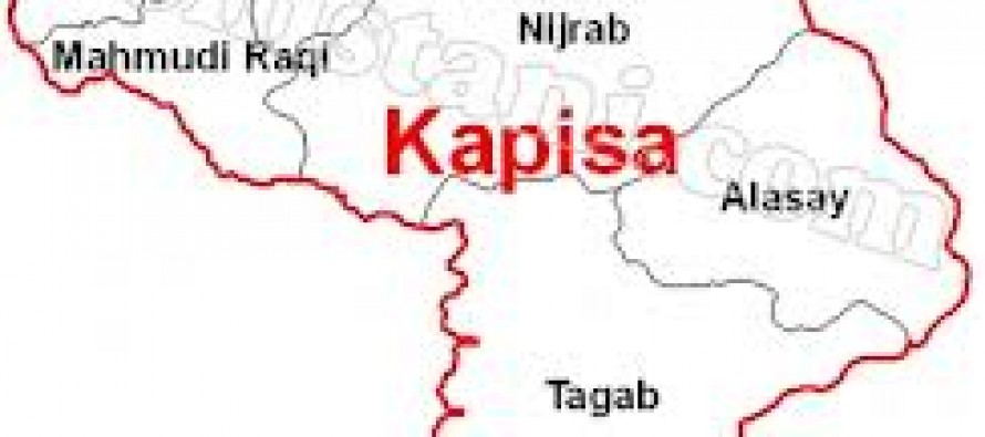 2 welfare projects executed in Kapisa province