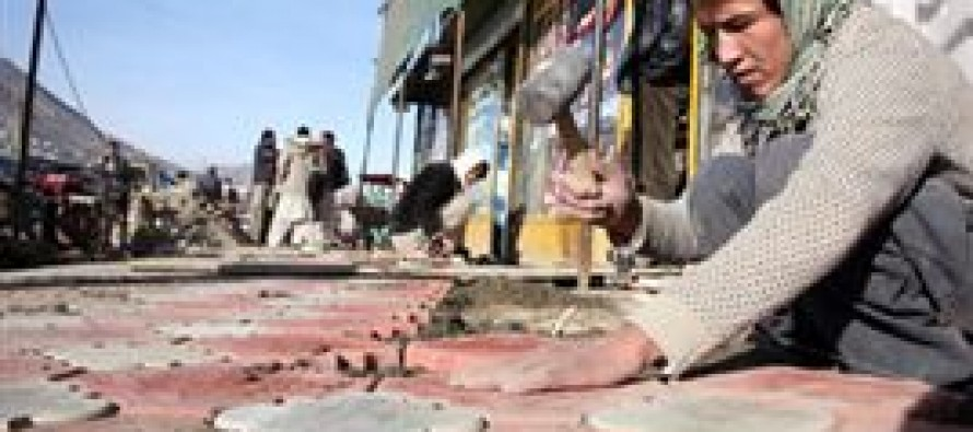 A Russian company to build 100,000 residential buildings in Afghanistan