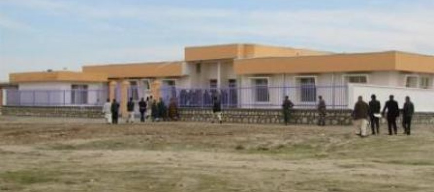 New building for statistics department inaugurated in Jawzjan