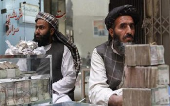 Special Report – Stalking the Taliban in Afghan currency markets