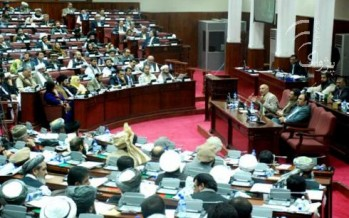 Wolesi Jirga rejects 2011 annual accounts of 11 ministries