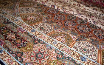 Afghan carpet producers seeking to establish carpet weaving institute