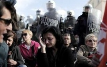 Greece unemployment hits highest rate in European Union