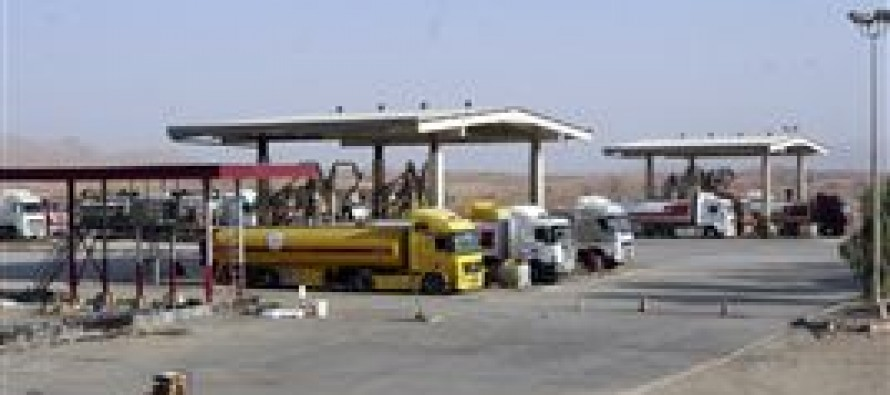 Iran allows only two Afghan companies to import oil to Afghanistan