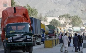 Fuel smuggled to Afghanistan through a renowned Iranian company