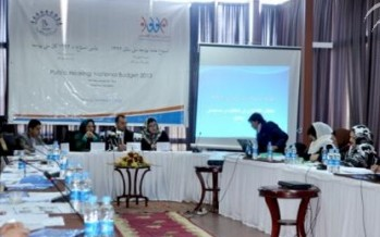The fiscal budget must be in line with people's needs – Afghan civil societies