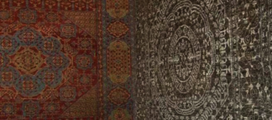 Afghan carpet traders sign major deals at Domotex Trade Fair
