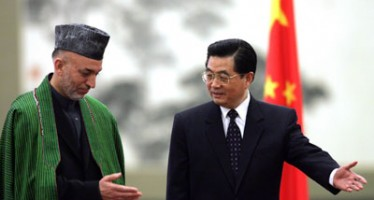China has its eyes on Afghanistan's minerals