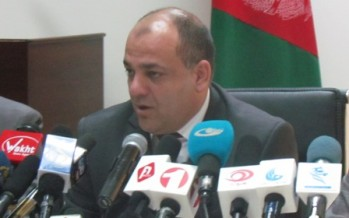 Afghan Ministry of Rural Rehabilitation and Development to build roads for dozens of villages