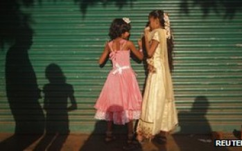 Girls and women 'hit the hardest' by global recession