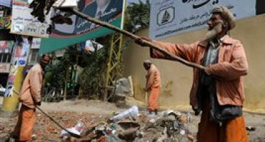 """""""Kabul residents must assist the municipality with cleaning the city"""""""