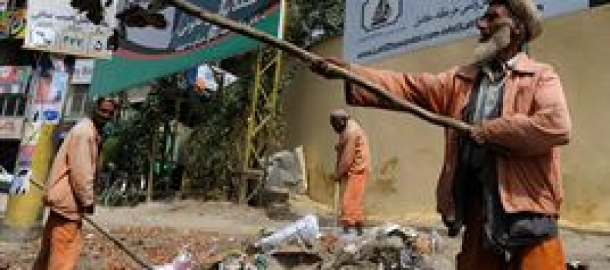 """Kabul residents must assist the municipality with cleaning the city"""