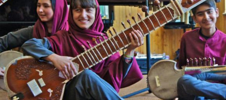 Music making comeback in Afghanistan