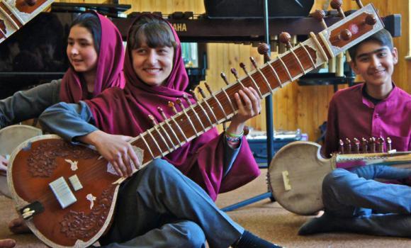 Music making comeback in Afghanistan | Wadsam