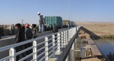 New restrictions at the border between Afghanistan and Tajikistan