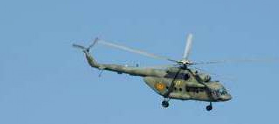 Afghan government to return Tajik helicopters