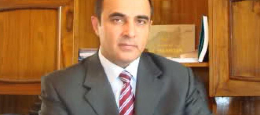 Hayatullah Dayani wants the Afghan state bank's debtors detained