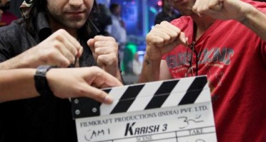 Afghan artist plays his debut in the Indian cinema as a villain in Krrish 3