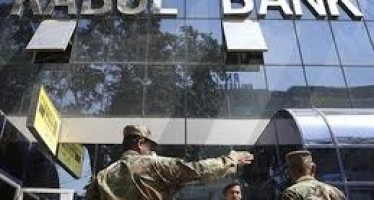 USD 50mn of Kabul Bank loans to be recovered in a fortnight