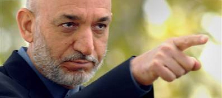 Government agencies must restrain from excessive spending-President Hamid Karzai