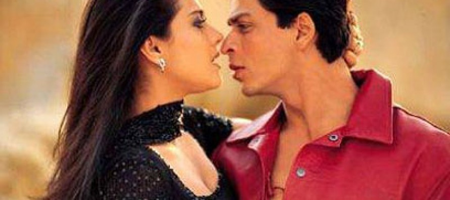 SRK, Kajol maintain the most romantic Bollywood couple title