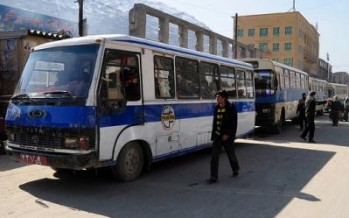 Modern bus station to be established in Sheberghan