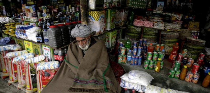 Sugar, firewood prices fall in Kabul