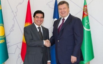 Turkmenistan, Ukraine willing to contribute to Afghanistan's socio-economic development