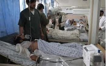 China-built hospital helps Afghan war victims