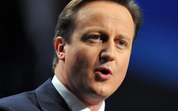 David Cameron urges India to open up to British business