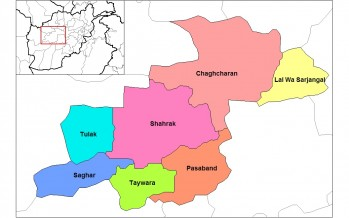 Ghor residents continue their protest