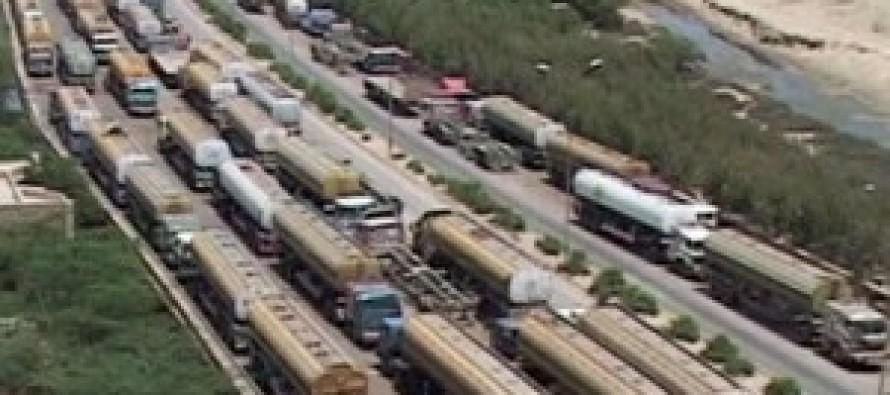 Afghan traders unable to pay Karachi Port Demurrage