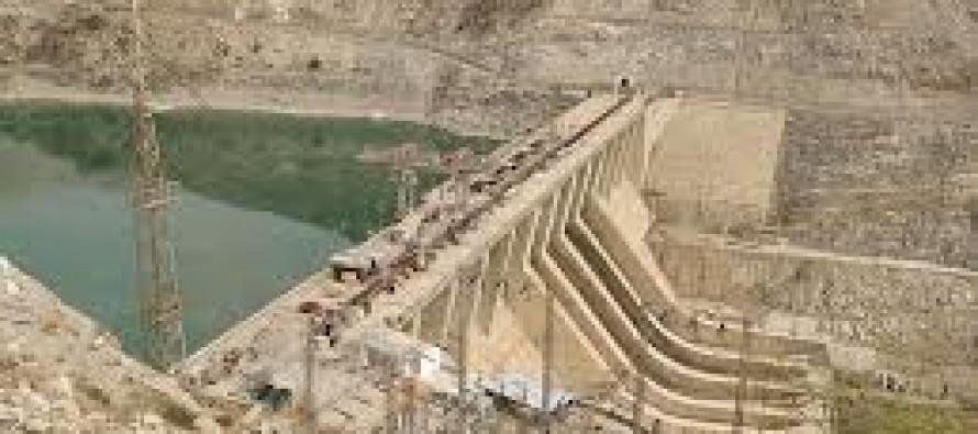 Third turbine of Naghlu power Dam repaired