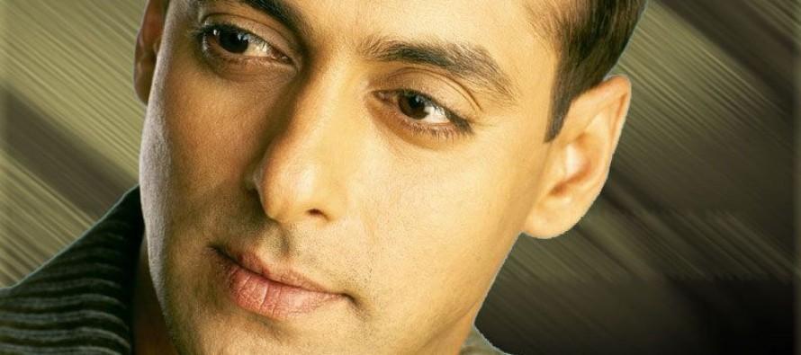 Salman Khan involved in a petty quarrel yet again