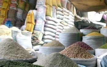 In Kabul, food prices show mixed trend